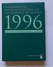 Jahressammlung  1996