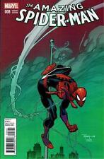 AMAZING SPIDER-MAN #8 1:25 RYAN OTTLEY VARIANT COVER! MARVEL COMICS NEAR MINT