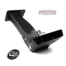 S&B COLD AIR INTAKE SCOOP 2006-2007 CHEVY DURAMAX DIESEL 6.6L LLY LBZ AS-1009