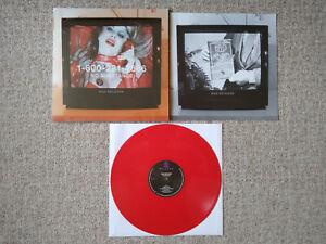 Bad Religion - No Substance - Vinyl LP (LIMITED 3000, RED VINYL)