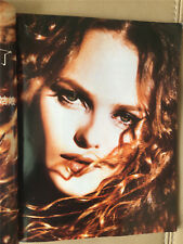 Vanessa Paradis, Nadja Aurmann sur  magazine Chinoise ELLE, en 1995, RARE