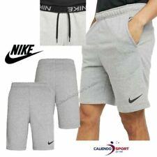 Shorts gris Nike pour homme