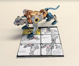 Transformers Beast Wars Transmetals CHEETOR