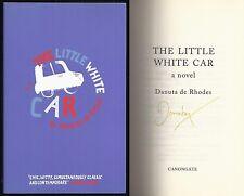 Danuta de Rhodes - The Little White Car - Signed - 1st/1st