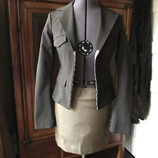 Betty Blue Style Concept Designer Jacket Size 40