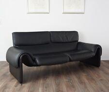 DE SEDE DS-2011 Designklassiker 2er Sofa Ledersofa Art Interieur Deco