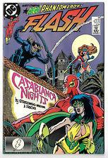 FLASH  # 29 - (2nd series) DC Comics 1989 (vf-)
