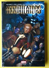 Marvel Deluxe Annihilators - Panini Comics.