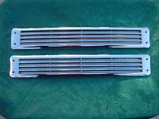 BAYLINER CHROME BOAT VENT LOUVER TROPHY GRADY WELLCRAFT RINKER WHALER MORE ++