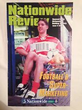 NATIONWIDE REVIEW ISSUE 17 VOLUME 2 1997 8 PAGE MAGAZINE FOR THE NATIONWIDE LG
