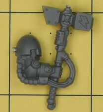 Warhammer 40K Space Marines Terminators Squad Thunder Hammer (D)