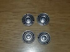 4 Vintage AMT Chevy Hubcaps