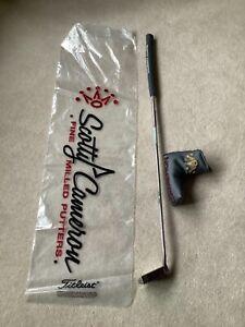 """Titleist Scotty Cameron Select Newport 3 Putter 35"""" RH New"""