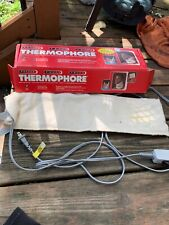 Original Battle Creek Petite Thermophore Automatic Moist Heat Pack 4x14