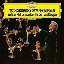 Tschaikowsky / Karajan / Berliner Philharmoniker - Symphonie NR 5 [New Vinyl LP]