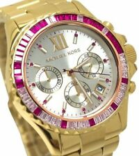 Relojes de pulsera fecha Michael Kors de oro