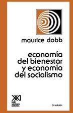 Economia del Bienestar y Economia del Socialismo (Paperback or Softback)