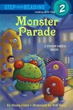 Monster Parade (Step into Reading)-ExLibrary
