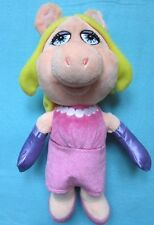 "FAB LARGE 13"" MISS PIGGY MUPPET PLUSH SOFT TOY MUPPETS -  DISNEY"