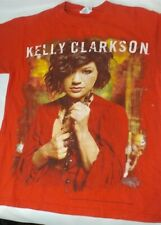 Kelly Clarkson My December 2008 Concert Tour T-Shirt Small Red