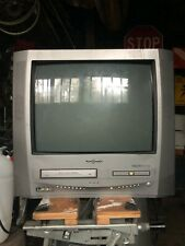 """Broksonic Sc-20145 20"""" Crt Tv/Dvd/Vcr Combo Gaming with Remote"""