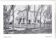 "~Post Card~""The McHenry Home"" -1895- @ *Modesto, CA. (#104)"