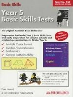 Year 5 Basic Skills Test - Suitable preparation for NAPLAN* Tests