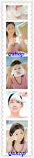 10 PCS of Compressed Paper Mask Compact Mask DIY Facial Fast & Free Post fm Syd