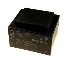 Hahn Print Trafo 230V Printtrafo 4,5VA 9V Netztrafo Transformator 098322