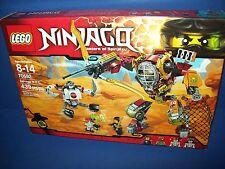 LEGO 70592 Ninjago masters of spinjitzu  SALVAGE M.E.C. 439 pcs new  sealed