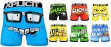 Xplicit Cotton Blend Underwear for Men Boxer Trunks