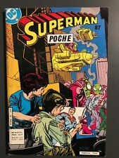 SUPERMAN POCHE (Sagedition) - T87 : octobre 1984