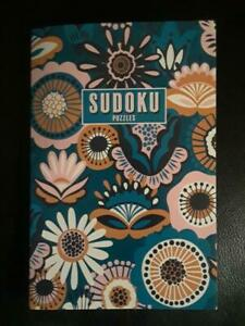 Sudoku Puzzles Book Crown Jewlz 2019 Travel or Purse Size * NEW!