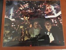 Carrie Fisher /Harrison Ford Star Wars Signed 8x10 Photo Autograph Auto