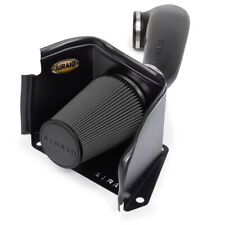 AIRAID Black Cold Air Intake Performance Kit For 03-07 Hummer H2 6.0 V8 #202-146