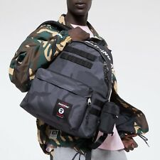 AAPE by A Bathing Ape Eastpak Backpack Black Camo 2019