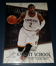 Kyrie Irving 2013-14 Panini KNIGHT SCHOOL Insert Card