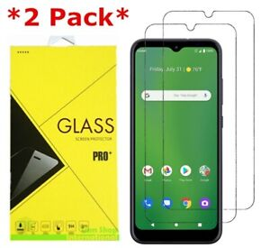 2-Pack Premium Real Tempered Screen Protector Film For Cricket Ovation