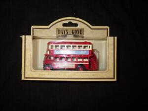LLEDO DAYS GONE HEINZ 1932 AEC DOUBLE DECKER BUS 15012 NEW DIECAST
