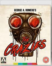 The Crazies 1973 George a Romero Cult Horror Film Arrow Video UK Blu-ray
