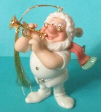 Lenox Disney Snow White Doc'S Holiday Greeting Christmas Ornament