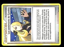 POKEMON EVEIL LEGENDES UNCO N° 131/146 LES SENTIMENTS DE  CYNTHIA