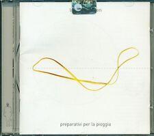 Lorenzo Palmeri - Preparativi Per La Pioggia Cd Sigillato