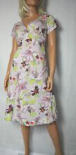 Soulmate vestido REVERSIBLE T.S Flower Verano Floral Colorido NUEVO