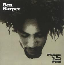 Ben Harper Welcome to the cruel world CD 1994 * Virgin * TOP