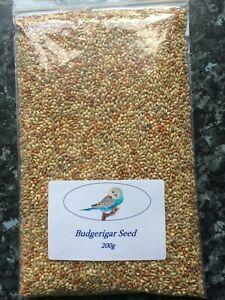 High Quality Budgie Seed (white Millet, Red Millet and Canary Seed)
