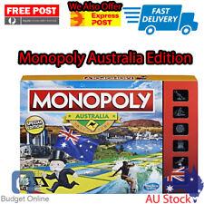 Hasbro Monopoly Board Game Regional Edition Australia C1816