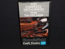 The Complete Metalsmith with Tim McCreight,  VHS