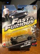 2016 Mattel Fast & Furious Flip Car Vire O Carro