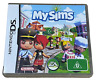 My Sims Nintendo DS 2DS 3DS Game *Complete*